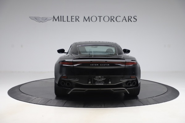 New 2020 Aston Martin DBS Superleggera for sale $328,786 at Maserati of Greenwich in Greenwich CT 06830 7