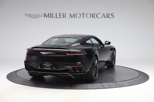 New 2020 Aston Martin DBS Superleggera for sale $328,786 at Maserati of Greenwich in Greenwich CT 06830 8