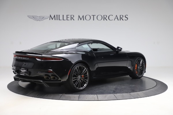 New 2020 Aston Martin DBS Superleggera for sale $328,786 at Maserati of Greenwich in Greenwich CT 06830 9