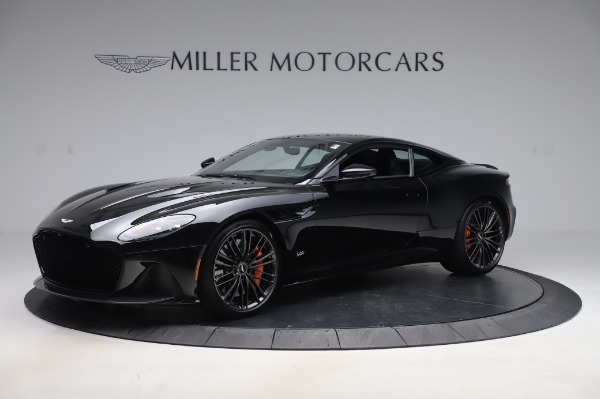New 2020 Aston Martin DBS Superleggera for sale $328,786 at Maserati of Greenwich in Greenwich CT 06830 1