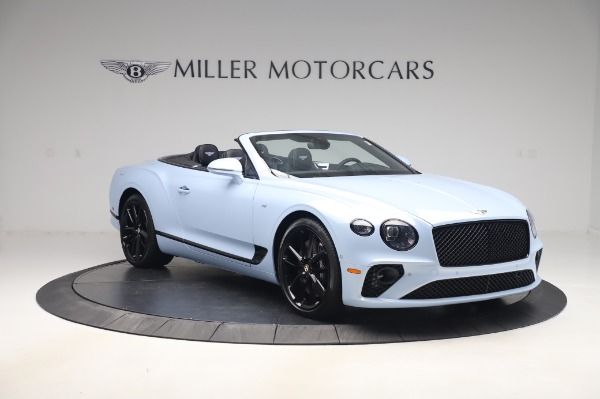 New 2020 Bentley Continental GTC V8 for sale $280,475 at Maserati of Greenwich in Greenwich CT 06830 11