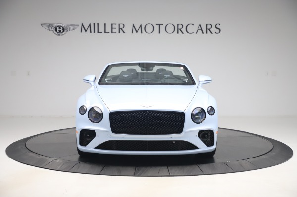 New 2020 Bentley Continental GTC V8 for sale $280,475 at Maserati of Greenwich in Greenwich CT 06830 13