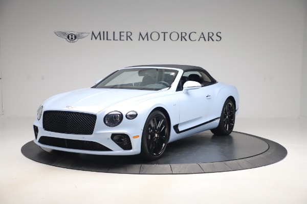 New 2020 Bentley Continental GTC V8 for sale $280,475 at Maserati of Greenwich in Greenwich CT 06830 14