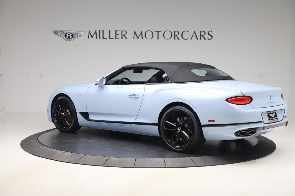 New 2020 Bentley Continental GTC V8 for sale $280,475 at Maserati of Greenwich in Greenwich CT 06830 16