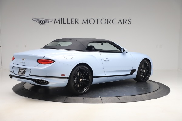 New 2020 Bentley Continental GTC V8 for sale $280,475 at Maserati of Greenwich in Greenwich CT 06830 17