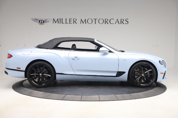 New 2020 Bentley Continental GTC V8 for sale $280,475 at Maserati of Greenwich in Greenwich CT 06830 18