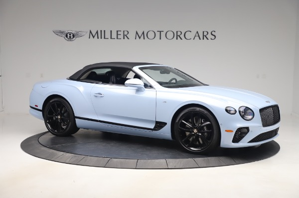 New 2020 Bentley Continental GTC V8 for sale $280,475 at Maserati of Greenwich in Greenwich CT 06830 19