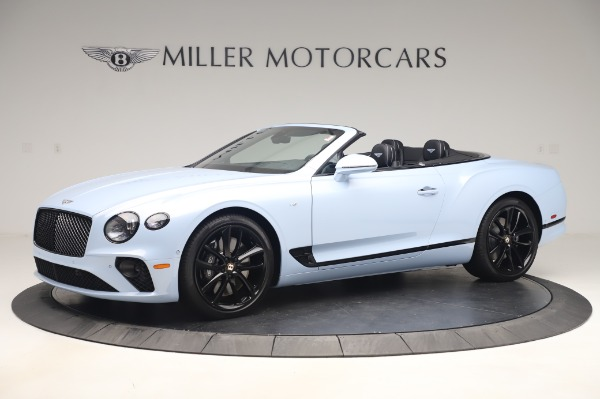 New 2020 Bentley Continental GTC V8 for sale $280,475 at Maserati of Greenwich in Greenwich CT 06830 2