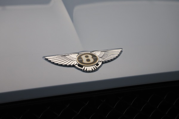 New 2020 Bentley Continental GTC V8 for sale $280,475 at Maserati of Greenwich in Greenwich CT 06830 20