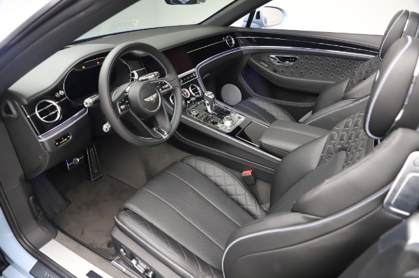 New 2020 Bentley Continental GTC V8 for sale $280,475 at Maserati of Greenwich in Greenwich CT 06830 24