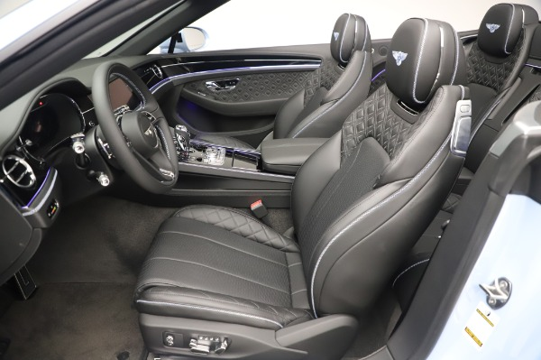 New 2020 Bentley Continental GTC V8 for sale $280,475 at Maserati of Greenwich in Greenwich CT 06830 25