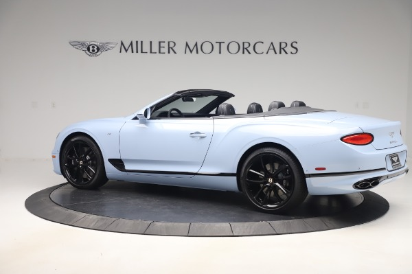 New 2020 Bentley Continental GTC V8 for sale $280,475 at Maserati of Greenwich in Greenwich CT 06830 4
