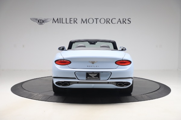New 2020 Bentley Continental GTC V8 for sale $280,475 at Maserati of Greenwich in Greenwich CT 06830 6