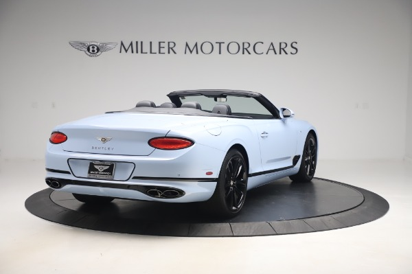 New 2020 Bentley Continental GTC V8 for sale $280,475 at Maserati of Greenwich in Greenwich CT 06830 7