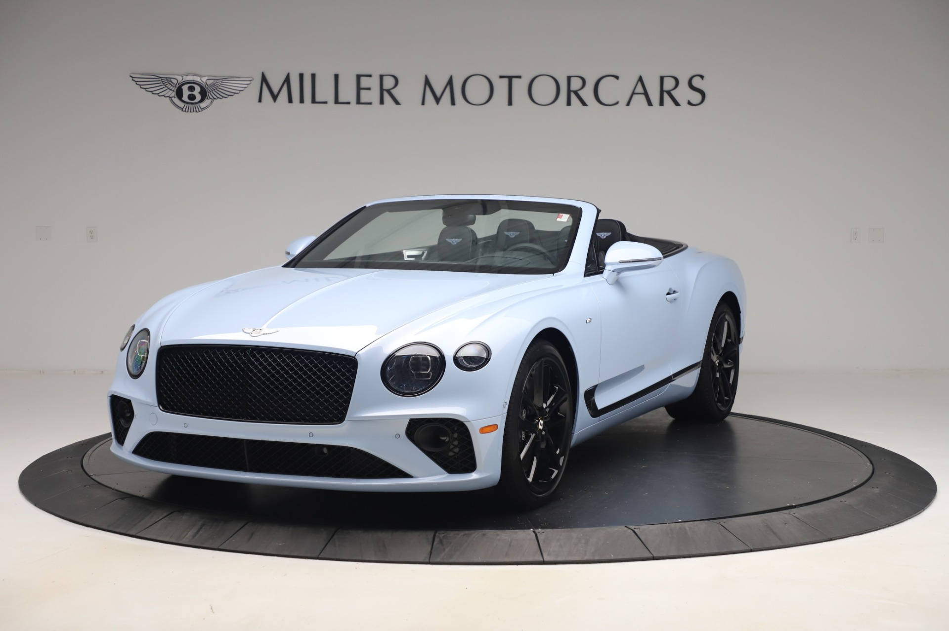 New 2020 Bentley Continental GTC V8 for sale $280,475 at Maserati of Greenwich in Greenwich CT 06830 1