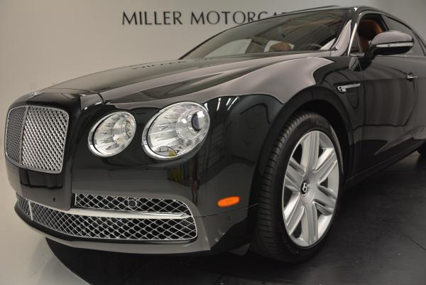 Used 2016 Bentley Flying Spur W12 for sale Sold at Maserati of Greenwich in Greenwich CT 06830 22