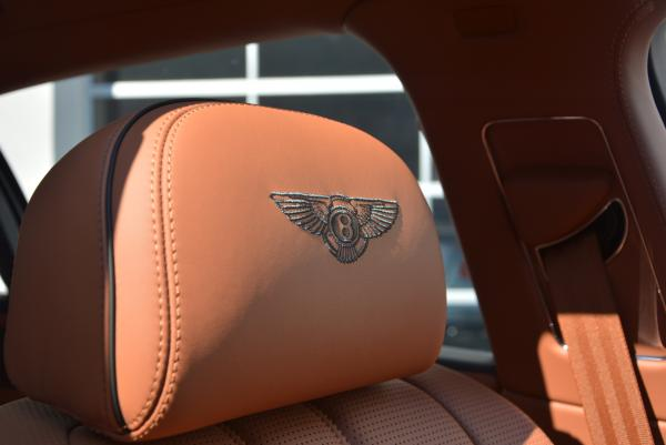 Used 2016 Bentley Flying Spur W12 for sale Sold at Maserati of Greenwich in Greenwich CT 06830 27