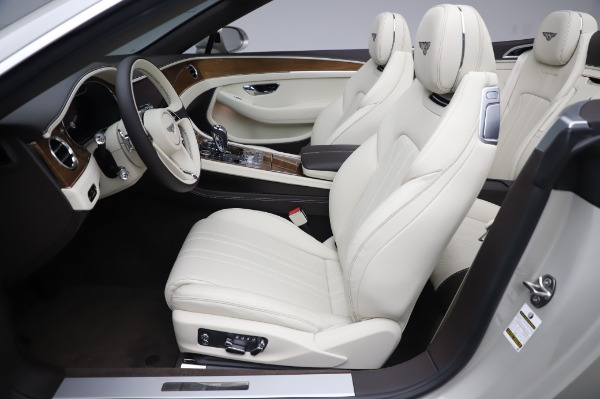 New 2020 Bentley Continental GTC V8 for sale Sold at Maserati of Greenwich in Greenwich CT 06830 25