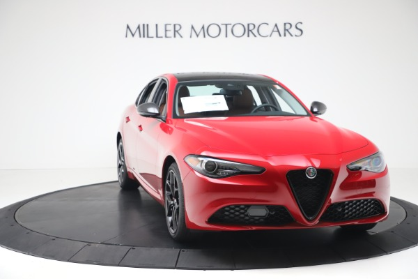 New 2020 Alfa Romeo Giulia Q4 for sale $47,245 at Maserati of Greenwich in Greenwich CT 06830 11