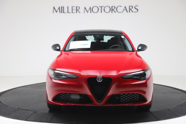 New 2020 Alfa Romeo Giulia Q4 for sale $47,245 at Maserati of Greenwich in Greenwich CT 06830 12