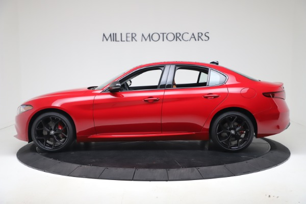 New 2020 Alfa Romeo Giulia Q4 for sale $47,245 at Maserati of Greenwich in Greenwich CT 06830 3