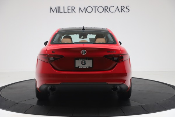 New 2020 Alfa Romeo Giulia Q4 for sale $47,245 at Maserati of Greenwich in Greenwich CT 06830 6