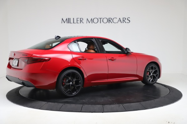 New 2020 Alfa Romeo Giulia Q4 for sale $47,245 at Maserati of Greenwich in Greenwich CT 06830 8
