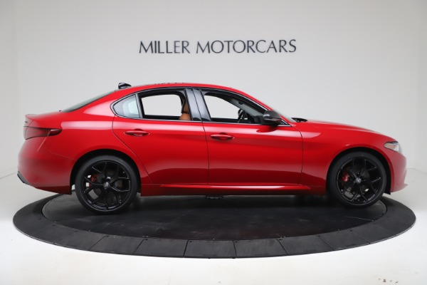 New 2020 Alfa Romeo Giulia Q4 for sale $47,245 at Maserati of Greenwich in Greenwich CT 06830 9