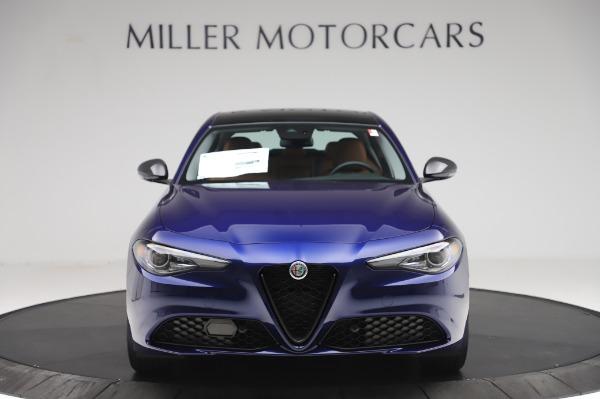 New 2020 Alfa Romeo Giulia Q4 for sale $47,845 at Maserati of Greenwich in Greenwich CT 06830 11