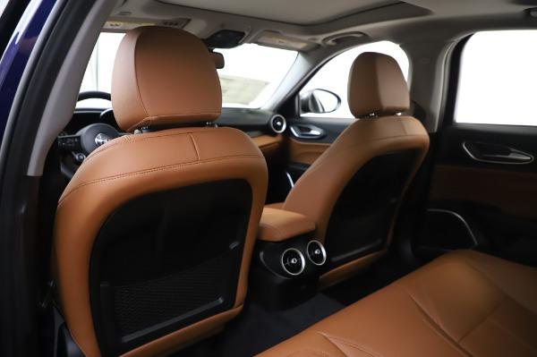 New 2020 Alfa Romeo Giulia Q4 for sale $47,845 at Maserati of Greenwich in Greenwich CT 06830 19