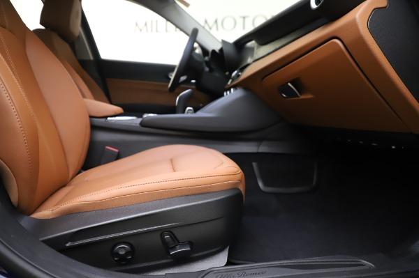 New 2020 Alfa Romeo Giulia Q4 for sale $47,845 at Maserati of Greenwich in Greenwich CT 06830 22
