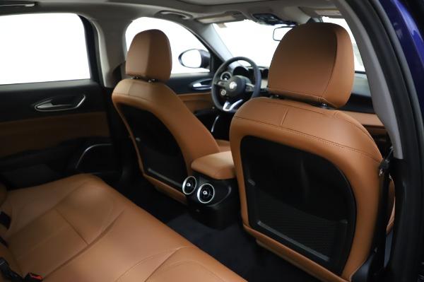 New 2020 Alfa Romeo Giulia Q4 for sale $47,845 at Maserati of Greenwich in Greenwich CT 06830 27