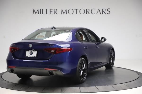New 2020 Alfa Romeo Giulia Q4 for sale $47,845 at Maserati of Greenwich in Greenwich CT 06830 6
