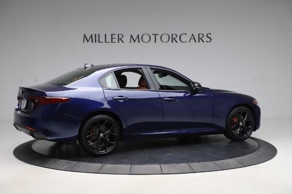 New 2020 Alfa Romeo Giulia Q4 for sale $47,845 at Maserati of Greenwich in Greenwich CT 06830 7