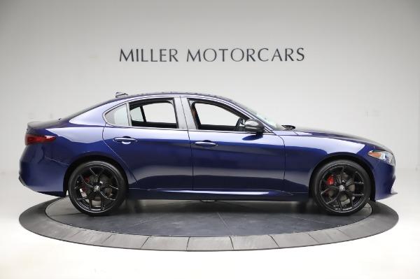 New 2020 Alfa Romeo Giulia Q4 for sale $47,845 at Maserati of Greenwich in Greenwich CT 06830 8
