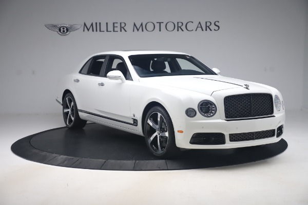 New 2020 Bentley Mulsanne 6.75 Edition by Mulliner for sale $363,840 at Maserati of Greenwich in Greenwich CT 06830 11