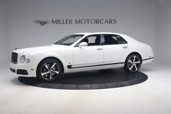 New 2020 Bentley Mulsanne 6.75 Edition by Mulliner for sale $363,840 at Maserati of Greenwich in Greenwich CT 06830 2