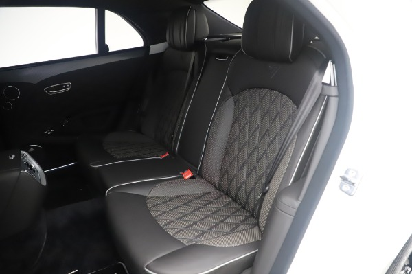 New 2020 Bentley Mulsanne 6.75 Edition by Mulliner for sale $363,840 at Maserati of Greenwich in Greenwich CT 06830 25