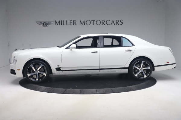 New 2020 Bentley Mulsanne 6.75 Edition by Mulliner for sale $363,840 at Maserati of Greenwich in Greenwich CT 06830 3