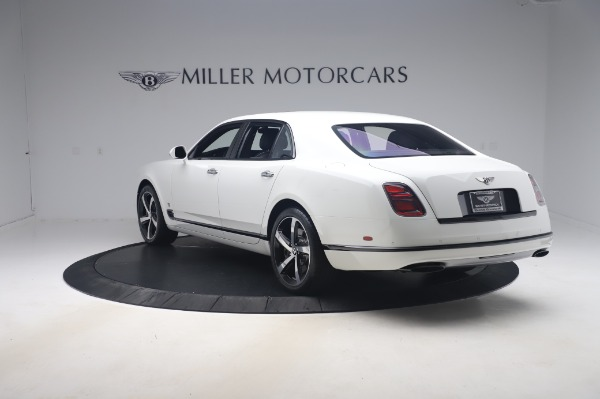New 2020 Bentley Mulsanne 6.75 Edition by Mulliner for sale $363,840 at Maserati of Greenwich in Greenwich CT 06830 5