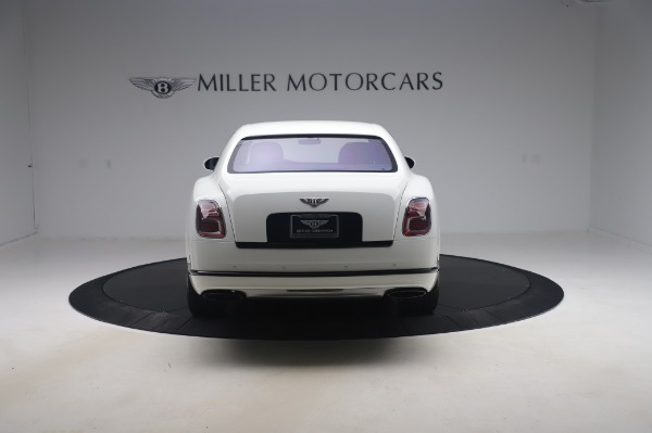 New 2020 Bentley Mulsanne 6.75 Edition by Mulliner for sale $363,840 at Maserati of Greenwich in Greenwich CT 06830 6