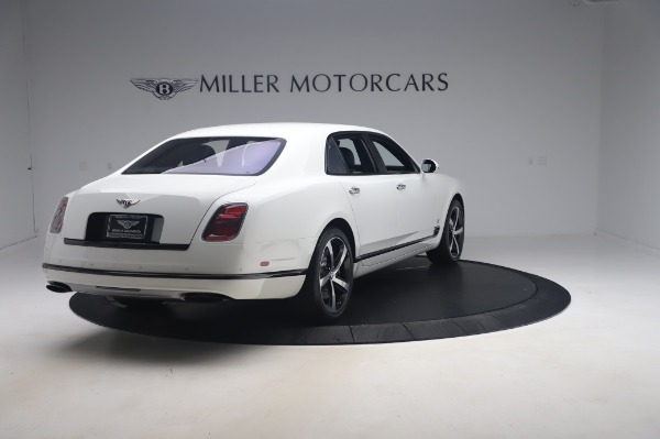 New 2020 Bentley Mulsanne 6.75 Edition by Mulliner for sale $363,840 at Maserati of Greenwich in Greenwich CT 06830 7