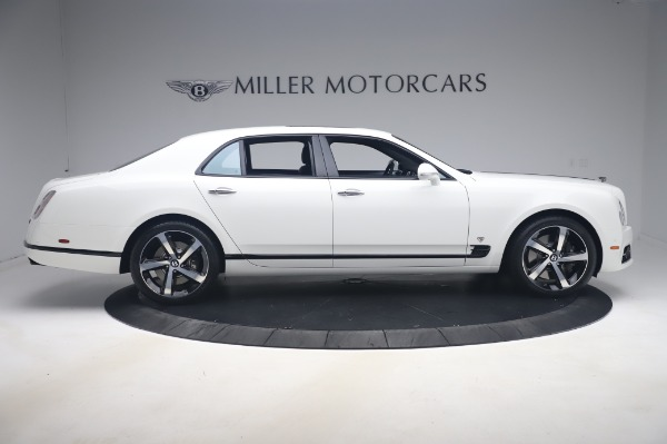 New 2020 Bentley Mulsanne 6.75 Edition by Mulliner for sale $363,840 at Maserati of Greenwich in Greenwich CT 06830 9