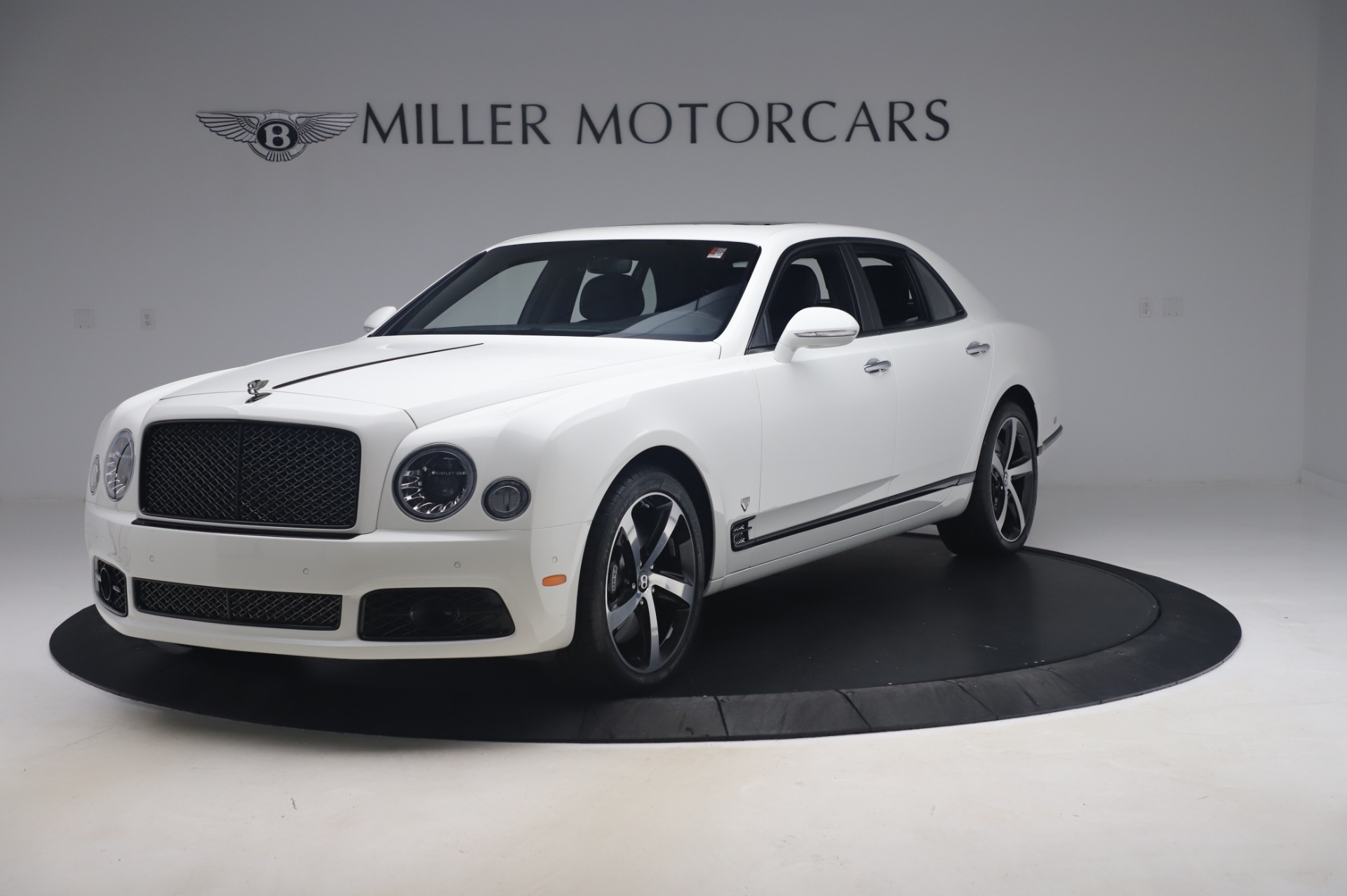 New 2020 Bentley Mulsanne 6.75 Edition by Mulliner for sale $363,840 at Maserati of Greenwich in Greenwich CT 06830 1