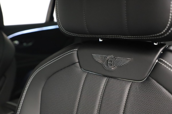 New 2020 Bentley Flying Spur W12 for sale Call for price at Maserati of Greenwich in Greenwich CT 06830 21