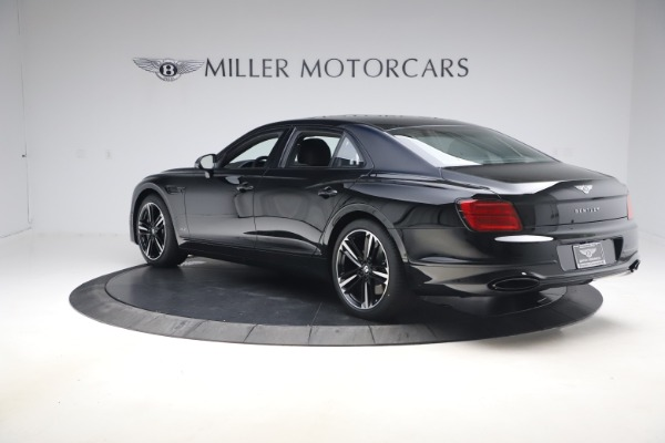 New 2020 Bentley Flying Spur W12 for sale Call for price at Maserati of Greenwich in Greenwich CT 06830 5