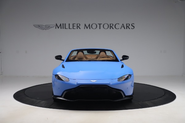 New 2021 Aston Martin Vantage Roadster for sale Call for price at Maserati of Greenwich in Greenwich CT 06830 11
