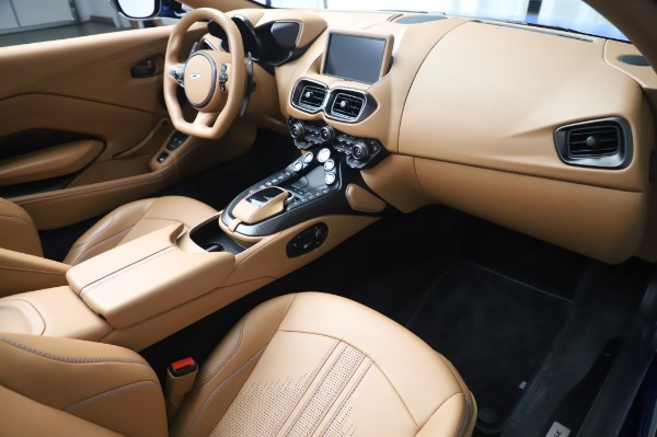 New 2021 Aston Martin Vantage Roadster for sale Call for price at Maserati of Greenwich in Greenwich CT 06830 18