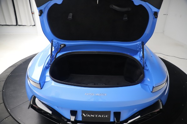 New 2021 Aston Martin Vantage Roadster for sale Call for price at Maserati of Greenwich in Greenwich CT 06830 24