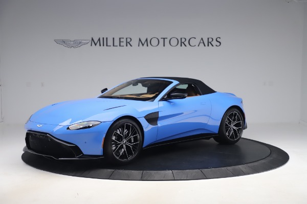 New 2021 Aston Martin Vantage Roadster for sale Call for price at Maserati of Greenwich in Greenwich CT 06830 26
